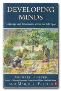 image of Developing Minds Challenge and Continuity Across the Life Span