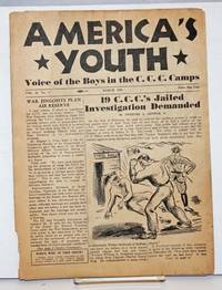 image of America's youth, voice of the boys in the C.C.C. Camps.  Vol. 3, no. 2, March 1936