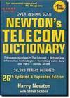 Newton\'s Telecom Dictionary