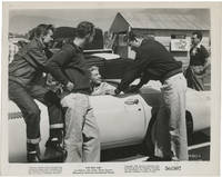 image of Hot Rod Girl (Collection of eight original photographs from the 1956 film)