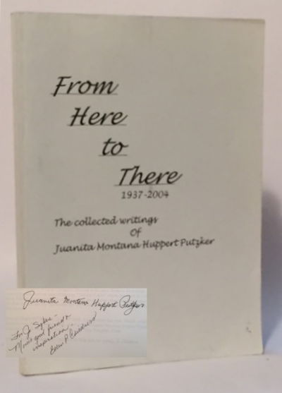 Plains, MT: Ellen Childress, 2004. Paperback. Very good. Quarto (27.5 cm), unpaginated. Cream-colore...