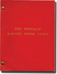 image of The Postman Always Rings Twice (Two original screenplays for the 1981 film)