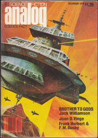 Analog Science Fiction / Science Fact, December 1978 (Volume 98, Number 12)
