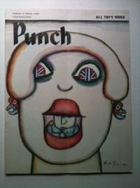 PUNCH   BILL TIDY'S WORLD  17 APRIL  1968