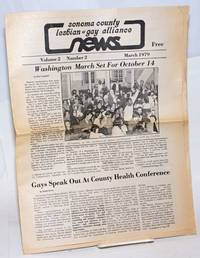 Sonoma County Lesbian & Gay Alliance News: vol. 2, #2, March 1979; Washington March set for October 14