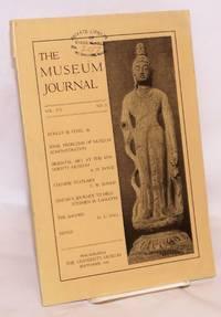 The museum journal volume VII no. 3, December 1916