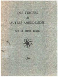 image of Des fumiers & autres amendemens