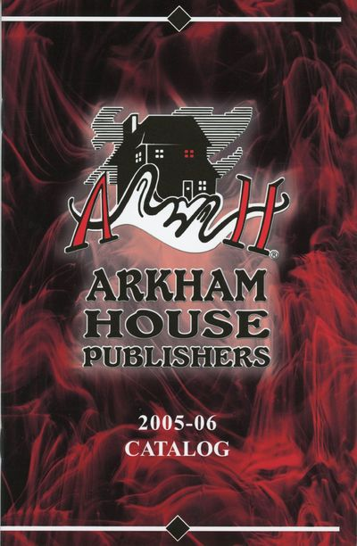 Sauk City, Wisconsin: Arkham House Publishers, 2005. Octavo, pp. 32, white wrappers printed red and ...