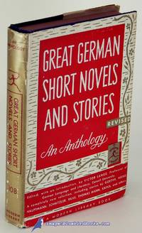 image of Great German Short Novels and Stories: An Anthology (Revised Edition)  (Modern Library #108.3)