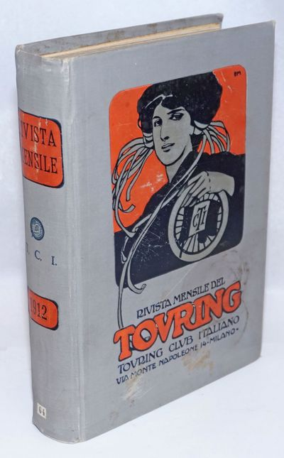 Milano: the club, 1912. Hardcover. A bound year with the fabulous color covers retained, in attracti...
