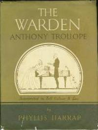 The Warden by  Anthony Trollope - Hardcover - Reprint - 1949 - from Old Algonquin Books (SKU: 8791)