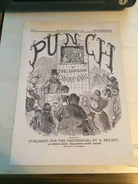 image of Punch or The London Charivari: No. 1. Week Ending July 17, 1841