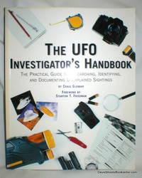 image of The UFO Investigator's Handbook