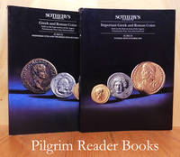 Important Greek and Roman Coins; Numismatic Fine Arts International.  Zurich, Tuesday 26th (volume 1), Wednesday 27th and Thursday 28th  (volume 2) of October 1993. 2volumes.