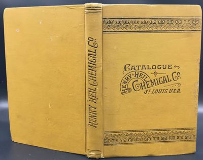 , 1891. 8vo. 25.5 cm. 447 pp. illus. Original mustard colored cloth stamped in black on spine. Price...