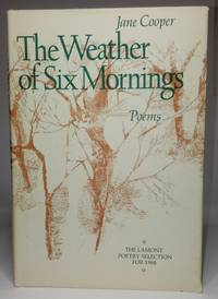 image of Weather of Six Mornings Poems