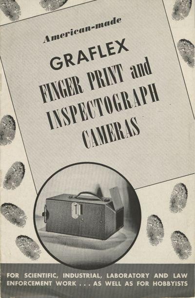 Rochester: Folmer Graflex Corporation, 1930. Small 8vo., 7 pp., illustrated with b&w photos. Illustr...