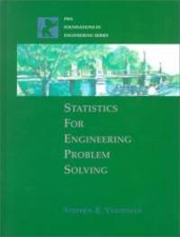 Statistics for Engineering Problem Solving (Electrical Engineering) by Stephen B. Vardeman - Hardcover - 1993-09-07 - from Books Express (SKU: 0534928714n)