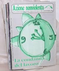 image of Azione nonviolenta (Nonviolent action). 1999:  1-12