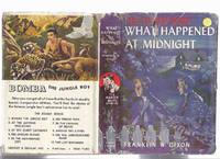 What Happened at Midnight # 10:  The Hardy Boys Mystery Series   ( Grosset and Dunlap Edition in Dustjacket )