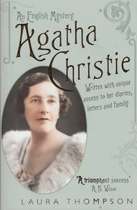image of AGATHA CHRISTIE ~ An English Mystery