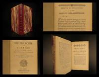 Histoire d'un pou françois; ou, L'espion d'une nouvelle espece, tant en France, qu'en Angleterre.
