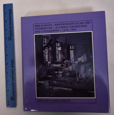 San Francisco: Alan Wofsy Fine Art, 1991. Hardcover. VG/VG-. Black cloth boards with gilt spine lett...