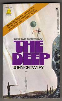 The Deep by  John Crowley - Paperback - First Thus - 1976 - from bookarrest and Biblio.co.uk