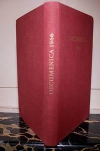 Oecumenica Annales de Recherche Oecuménique 1966 Publiées par le Centre...