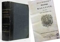 BLACKWOOD'S EDINBURGH MAGAZINE American Edition, July to December 1849  Vol. LXVI