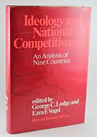 Ideology and National Competitiveness: An Analysis of Nine Countries