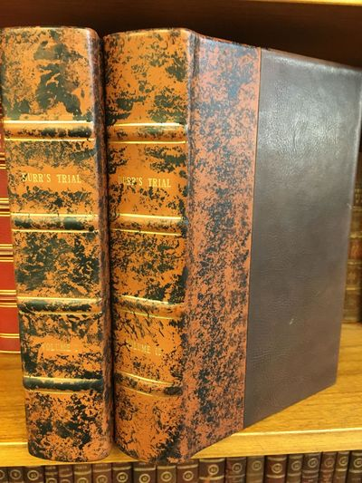 Philadelphia: Hopkins and Earle, 1808. First Edition. Hardcover. Octavos, 2 volumes; G; newly reboun...