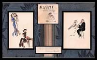 Maskee: A Shanghai Sketchbook [Pre WW II China]