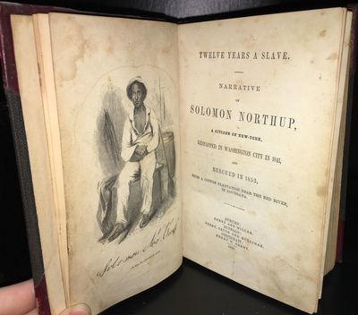 Auburn: Derby and Miller, 1853. First Edition, First Printing. Hardcover. Octavo, 336 pages; G; boun...
