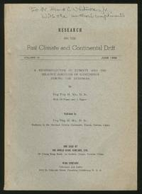 Research on the Past Climate and Continental Drift, Volume IX: A Reinvestigation of Climate and the Relative Positions of Continents During the Devonian