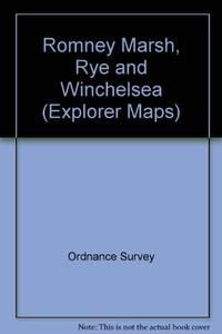 image of Romney Marsh, Rye and Winchelsea (Explorer Maps)