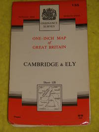 One-Inch Map, Cambridge & Ely, Sheet 135