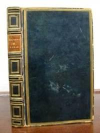 Edinburgh / London: William Blackwood and T. Cadell, 1830. 3rd edition (NCBEL III, 384). Late 19th C...
