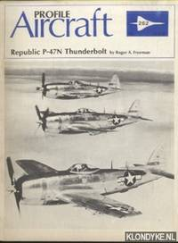 Profile 262: Republic P-47N Thunderbolt