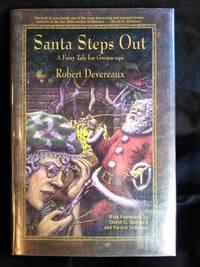 Santa Steps Out