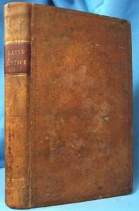 THE MAINE JUSTICE: POWERS & DUTIES OF JUSTICES OF THE PEACE With the  Necessary Forms by  H. K Baker - First Edition - 1842 - from Nick Bikoff, Bookseller (SKU: 11282)