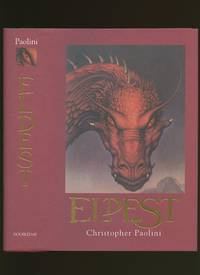image of Eragon [Book One] Eldest [Book Two] Both Signed + Appropriate Bookmarks
