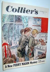 Collier's, The National Weekly Magazine, September 17, 1949 - Hazards of A-Bomb Explosions / Eddie Kazak
