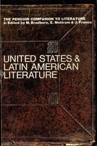 Penguin Companion to Literature 3 : United States & Latin American Literature