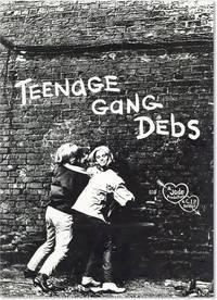 Teenage Gang Debs [Original Film Pressbook]