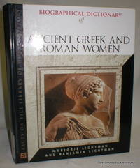 image of Biographical Dictionary of Ancient Greek and Roman Women