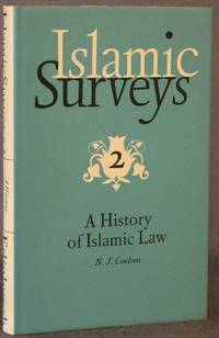 image of A HISTORY OF ISLAMIC LAW (ISLAMIC SURVEYS 2)