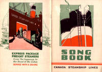 Song Book, Canadian Steamship Lines