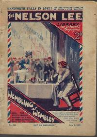 """image of THE NELSON LEE LIBRARY; The St. Frank's Weekly: No 522, June 6, 1925 (""""Wembling"""" at Wembley"""")"""