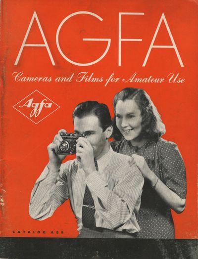 Binghamton, NY: Agfa Ansco Corporation, 1940. 8vos., 40 pp., illustrations from photographs. Pictori...
